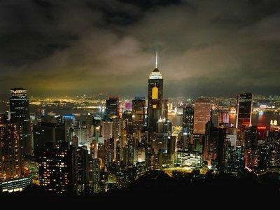 والپیپر زیبایی از شهر هنگ کنگ